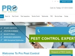 View More Information on Pro Pest Control, Gold Coast