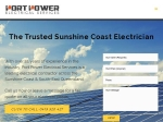 View More Information on Port Power Electrical Services