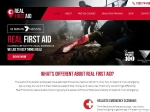 View More Information on Real First Aid, Sydney