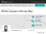View More Information on Shine Lawyers, Hervey Bay