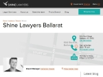 View More Information on Shine Lawyers, Ballarat