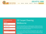 View More Information on Oz Cleaning Solutions