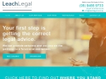 View More Information on Leach Legal, Georges Terrace
