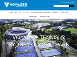 View More Information on Voyager Tennis Academy, Sydney Olympic Park
