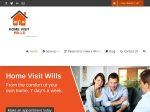 View More Information on Home Visit Wills
