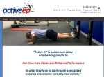 View More Information on Active Ep
