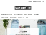 View More Information on Baby Monsters