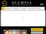 View More Information on Olympia Body Transformation