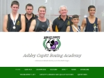 View More Information on Ashley Cupitt Boxing Academy
