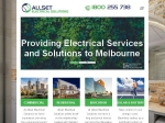 View More Information on Allset Electrical Solutions