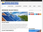 View More Information on Brisbane Solar Panels