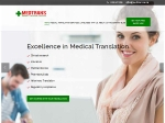 View More Information on Medtrans Medical Translation Solutions