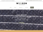View More Information on Wilson Masonry