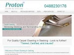 View More Information on Proton Cleaning Geelong