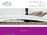 View More Information on Howzthatcleanfloors