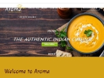 View More Information on Aroma Indian Cuisine