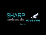 View More Information on Sharp Exhausts
