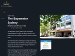 View More Information on The Bayswater Sydney