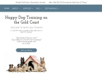 View More Information on Happy Dog Training