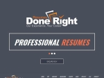 View More Information on Resumes Done Right