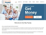 View More Information on One Way Payday