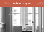 View More Information on Ardent Lawyers