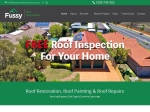 View More Information on Fussy Roof Restorations