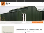 View More Information on Ahrens Sheds. Campbellfield
