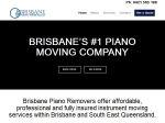 View More Information on Brisbane Piano Removals