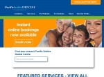 View More Information on Pacific Smiles Dental, Figtree