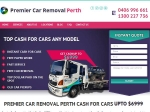 View More Information on Premier Car Removal Perth