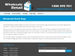 View More Information on Wholesale Retail Bags