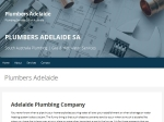 View More Information on Plumbers Adelaide