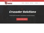 View More Information on Crusader Solutions