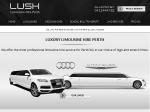 View More Information on Lush Limo Hire Perth