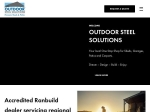 View More Information on Outdoor Steel Solutions