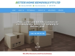View More Information on Better Home Removals Pty Ltd