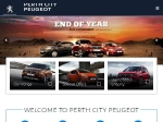 View More Information on Perth City Peugeot