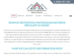 View More Information on A&A Aabacus Roofing