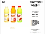 View More Information on Ion-X Protein Water