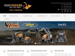 View More Information on Mini Digger Wa