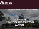 View More Information on Mr Dig And Demolitions