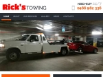 View More Information on Rick's Towing