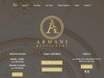 View More Information on Armani Restaurant
