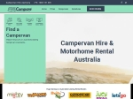 View More Information on Compare Campervan Hire Pty Ltd