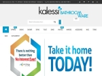 View More Information on Kalessi Bathroomware