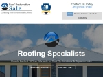View More Information on Roof Restoration Sale