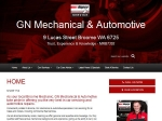 View More Information on GN Mechanical & Automotive, Broome