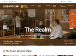View More Information on Servcorp, The Realm