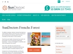 View More Information on Sundoctors, Frenchs Forest